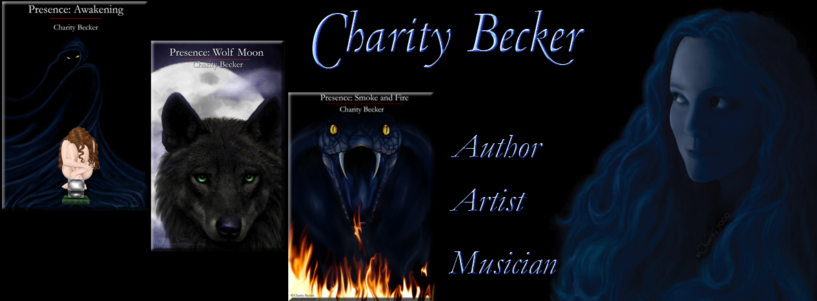 Charity Becker homepage image
